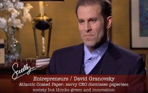 David Granovsky Scully the world show