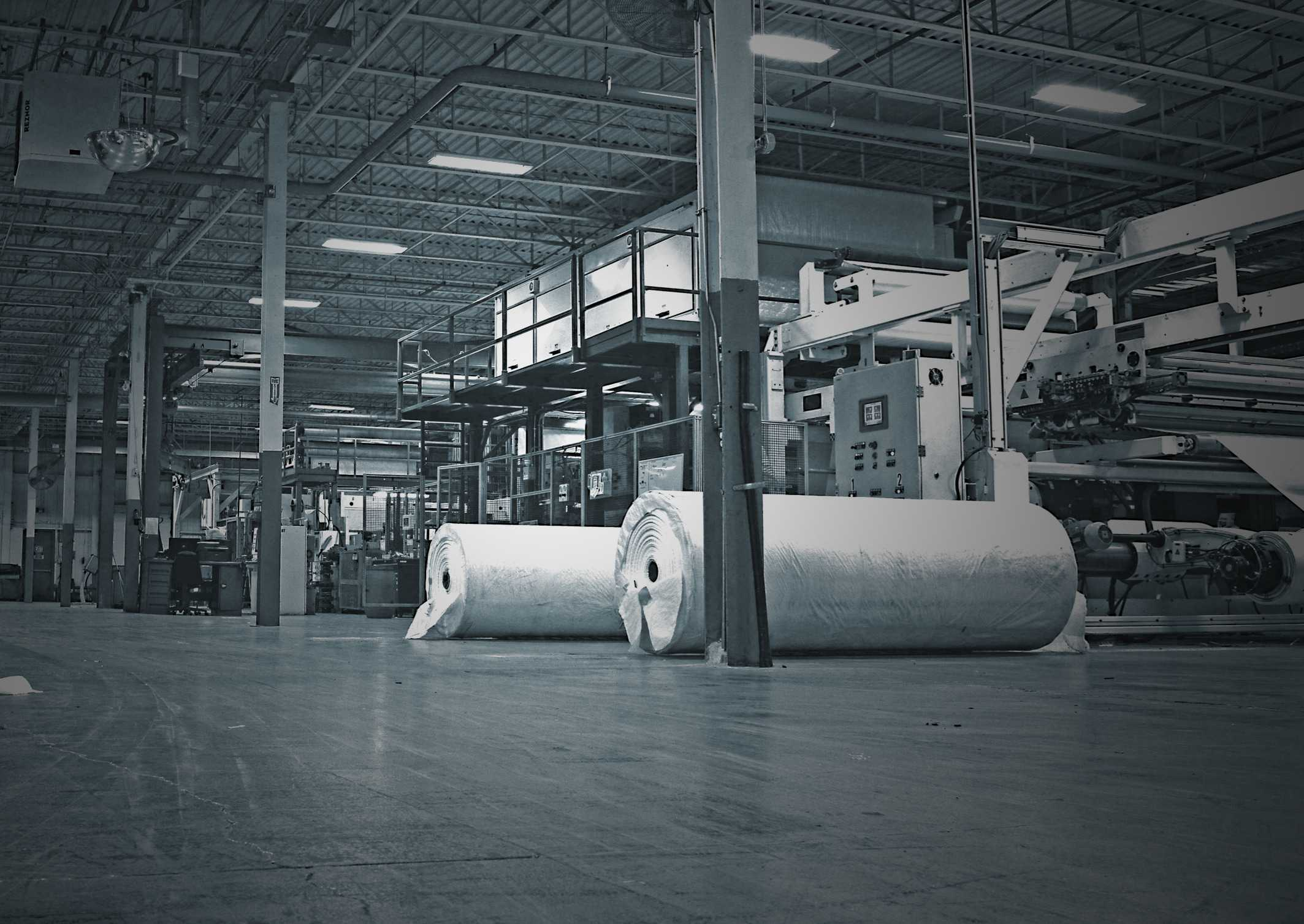 Atlantic Coated Papers Manufacturing Facility