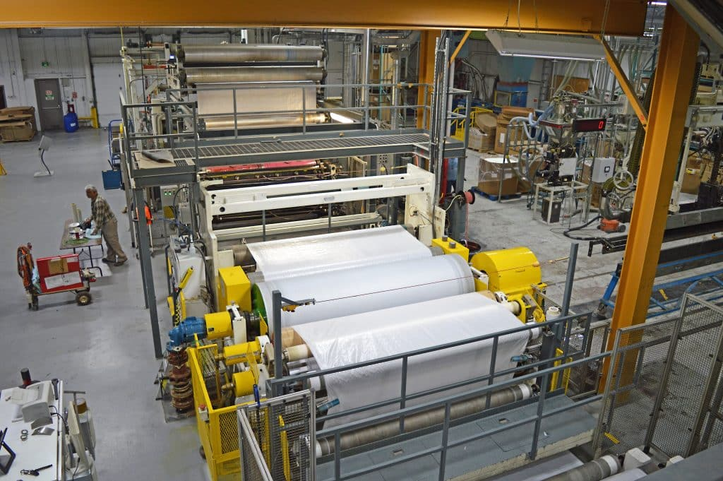 Extrusion coatings