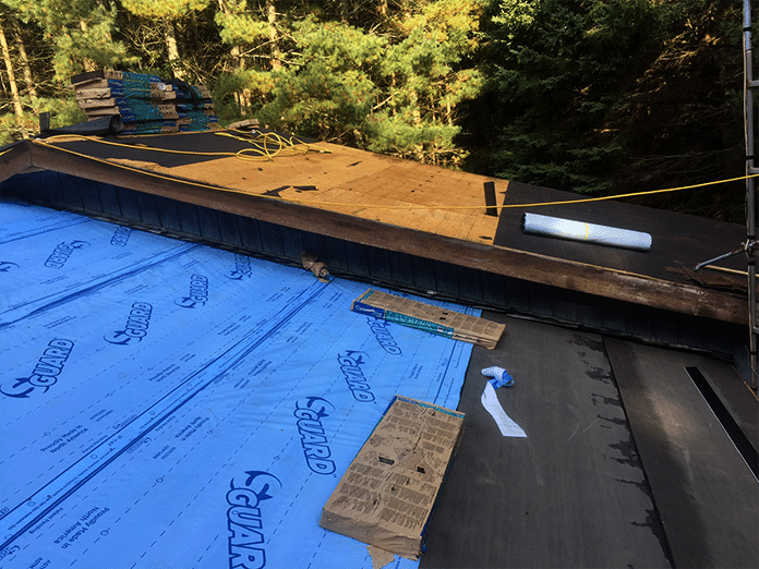 Super-Guard Roofing Installation 2