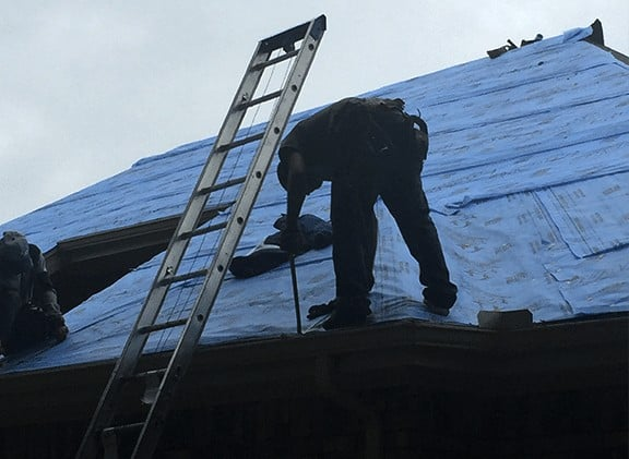 Super-Guard Roofing Installation 1