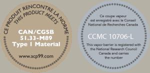 CCMC 10706-L Approval